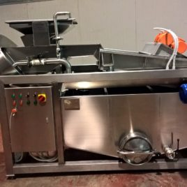 Lavatrice Spietratore per olive MAIA30/60/80